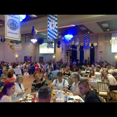 Oktoberfest - with guests